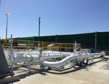 PAC _Petrochemical Industry - Caltex Berth